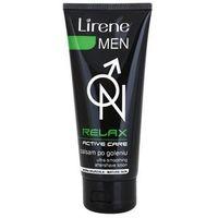 Lirene Men Relax balsam po goleniu o działaniu wygładzającym 100 ml