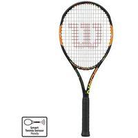 Rakieta tenisowa Wilson Burn 100S WRT72540U - produkt z kategorii- Tenis ziemny