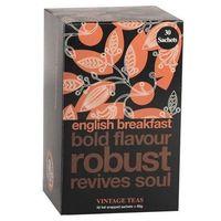 Czarna herbata Vintage Teas English Breakfast - 30x2g