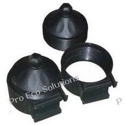 Pro eco solutions ltd. Uchwyt rury próżniowej 58 mm. (do kolektorów) (5902734701138)