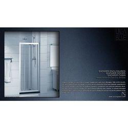 DRZWI PRYSZNICOWE AXISS GLASS SQ6422B 800 mm, towar z kategorii: Drzwi prysznicowe