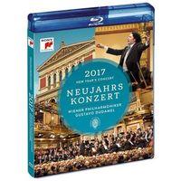 New Year's Concert 2017 (Blu-ray) - Gustavo Dudamel, Wiener Philharmoniker