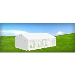 Namiot 6x8x2, wzmocniony namiot imprezowy, summer plus/sd 48m2 - 6m x 8m x 2m marki Das