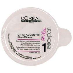 cristalceutic glucomineral maska do włosów koloryzowanych 15 ml od producenta L'oreal
