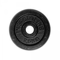 Insportline Obciążenie żeliwne 2.5kg