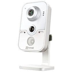 Kamera bezprzewodowa Ezviz C2 Cube (2,8mm) 1,3 Mpix 720p niania elektroniczna Wi-Fi IR 10