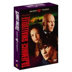 Tajemnice Smallville, sezon 3 (6xDVD) - Greg Beeman - produkt z kategorii- Filmy science fiction i fantasy