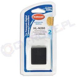 Akumulator HAHNEL HL-N260 (akumulator fotograficzny)