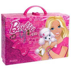 Starpak  kuferek kartonowy barbie - (210218) darmowy odbiór w 20 miastach!, kategoria: tornistry i plecaki