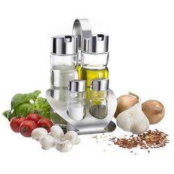 Przyprawnik WESTMARK na sól, pieprz, ocet i olej z kategorii pojemniki na przyprawy