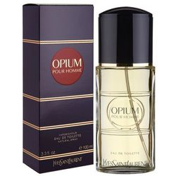 Yves Saint Laurent Opium Men 100ml EdT - produkt z kategorii- Wody toaletowe dla mężczyzn