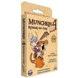 Munchkin 4 Rumaki do Paki, kup u jednego z partnerów