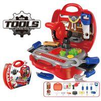 walizka z narzędziami 19 elementów marki Bieco