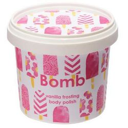 Bomb Cosmetics Vanilla Frosting - peeling pod prysznic 375g - produkt z kategorii- Żele pod prysznic