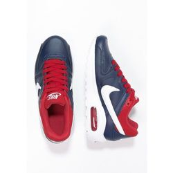 Nike Sportswear AIR MAX COMMAND Tenisówki i Trampki midnight navy/white/university red