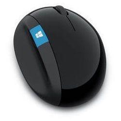 Mysz Microsoft Sculpt Ergonomic (L6V-00005) Czarna - produkt z kategorii- Pozostałe oprogramowanie