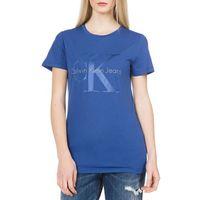 Calvin Klein Tanya 9 Koszulka Niebieski S
