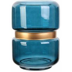 Wazon Hopping niebieski - niebieski
