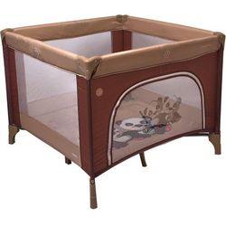 Coto Baby, kojec Conti, brązowy, 100x100 cm - produkt z kategorii- Kojce