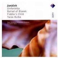 Janacek: Sinfonietta / Taras Bulba / Ballad Of Blanek, 2564604302