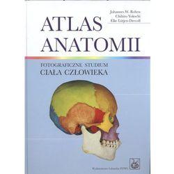 Atlas anatomii. Fotograficzne studium ciała człowieka + Tablice anatomiczne, książka w oprawie twardej