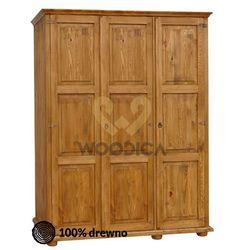 Woodica Szafa hacienda 03 [3d] 163x193x61