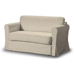 Dekoria Pokrowiec na sofę Hagalund, melanżowy jasy beż, Sofa Hagalund, Madrid, kolor beżowy