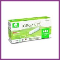 ORGANYC Tampony z bawełny organicznej, Super -16 szt., 260002