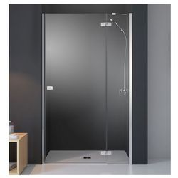 Drzwi prysznicowe 100 Fuenta New DWJ Radaway (384014-01-01R) - produkt z kategorii- Drzwi prysznicowe