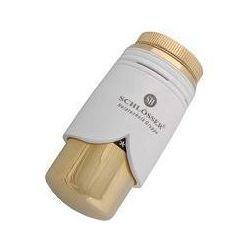 Grzejnik  600200008 głowica sh brillant biała-złoto wyprodukowany przez Instal-projekt
