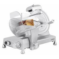 Krajalnica do mięsa | śr. 220mm | 0,2 do 12mm | 150W | 230V | 460x450x(H)375mm