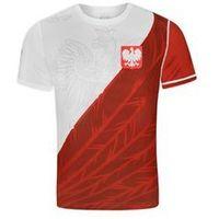 Koszulka biegowa surge pióra krótki rękaw (k.sur.947), Surge polonia / polska