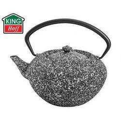 Kinghoff Czajniczek żeliwny zaparzacz 1.3l  [kh-3330]