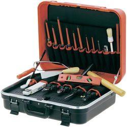 Walizka narzędziowa z wyposażeniem, dla praktykantów 23 szt. Cimco 172004 (4021103720042)