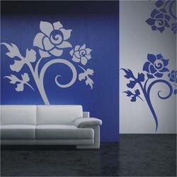 Kwiaty 91 szablon malarski marki Deco-strefa – dekoracje w dobrym stylu