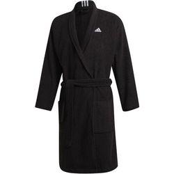 adidas Szlafrok, czarny XL 2021 Ręczniki i szlafroki sportowe (4060522348536)