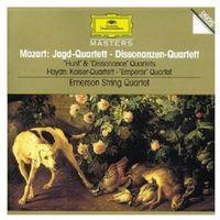 Masters - Mozart: Jagd - Quartett, Dissonanzen - Emerson String Quartet, Masters
