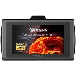 Prestigio RoadRunner 330, rejestrator samochodowy