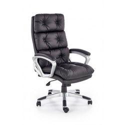 Fotel gabinetowy filip - czarny marki Producent: elior