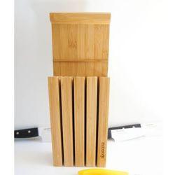 Kyocera - Bambusowy blok na 4 noże