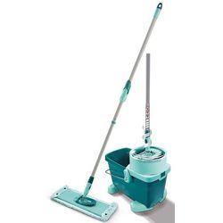 Zestaw z mopem obrotowym clean twist system m 52050 + darmowy transport! marki Leifheit