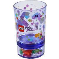 850963 kubek przyjaciółek (® friends tumbler 2014) - lego gadżety marki Lego