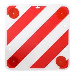 ProPlus Znak ostrzegawczy Plastik 50 x cm z odblaskami 361228 - sprawdź w wybranym sklepie