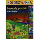 Literat Legendy polskie toruńskie kolorowanka - od 24,99zł darmowa dostawa kiosk ruchu