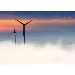 Wally - piękno dekoracji Tablica magnetyczna suchościeralna turbiny wiatrowe 221
