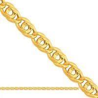 złoty łańcuszek dmuchany Tigra Ld094 - sprawdź w wybranym sklepie