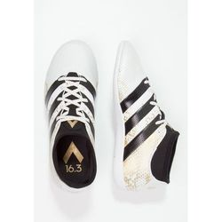 adidas Performance ACE 16.3 PRIMEMESH IN Halówki white/core black/gold metallic