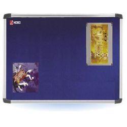 NOBO Tablica tekstylna CLASSIC 120x90cm, niebieska