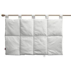 Dekoria  wezgłowie na szelkach, old white (kremowa biel), 90 x 67 cm, cotton panama