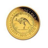Australijski Kangur 1 Kilogram - Złota Moneta (Australian Kangaroo)